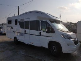Adria Matrix AXESS 670 SP