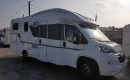Adria Matrix matrix axess 670 sp